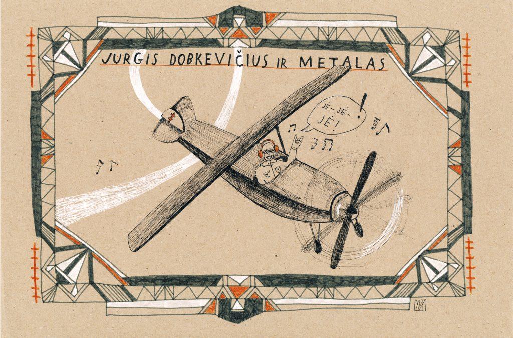 Dobkevicius ir Metalas
