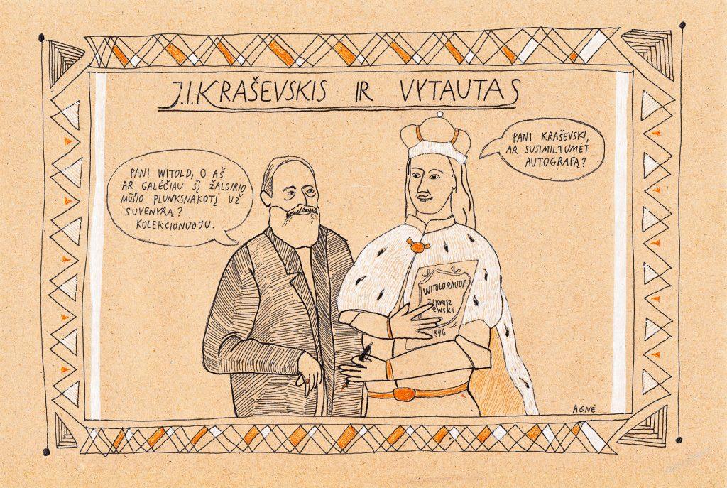 Vytautas ir Krasevskis