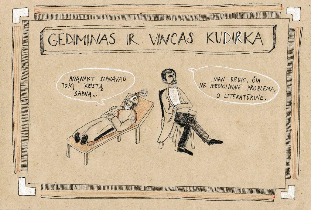 Gediminas ir Kudirka
