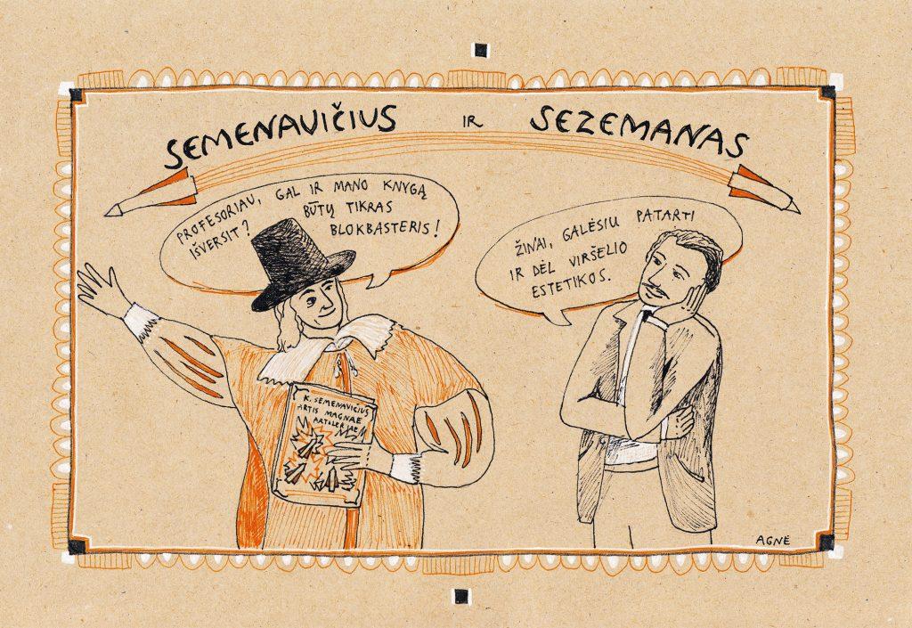 Semenavicius ir Sezemanas